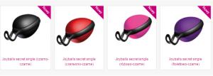 Joyballs single secret